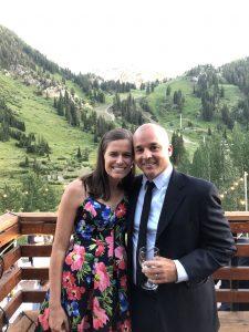 Abie & Eddie. Alta Lodge Wedding.