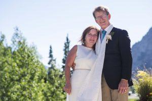 Ruth&John. Alta Lodge Wedding.