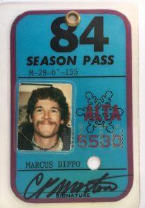 Alta Season Pass 1984