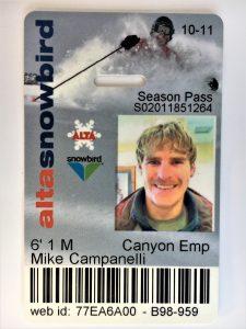 Alta Season Pass 2012