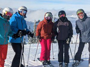 Women Skiers